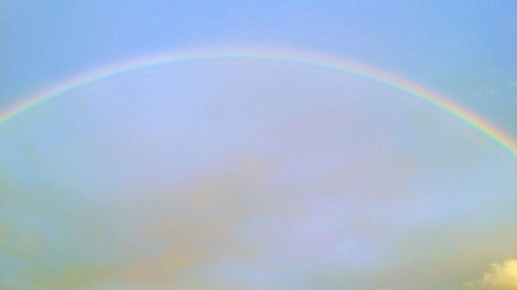 Rainbow apex